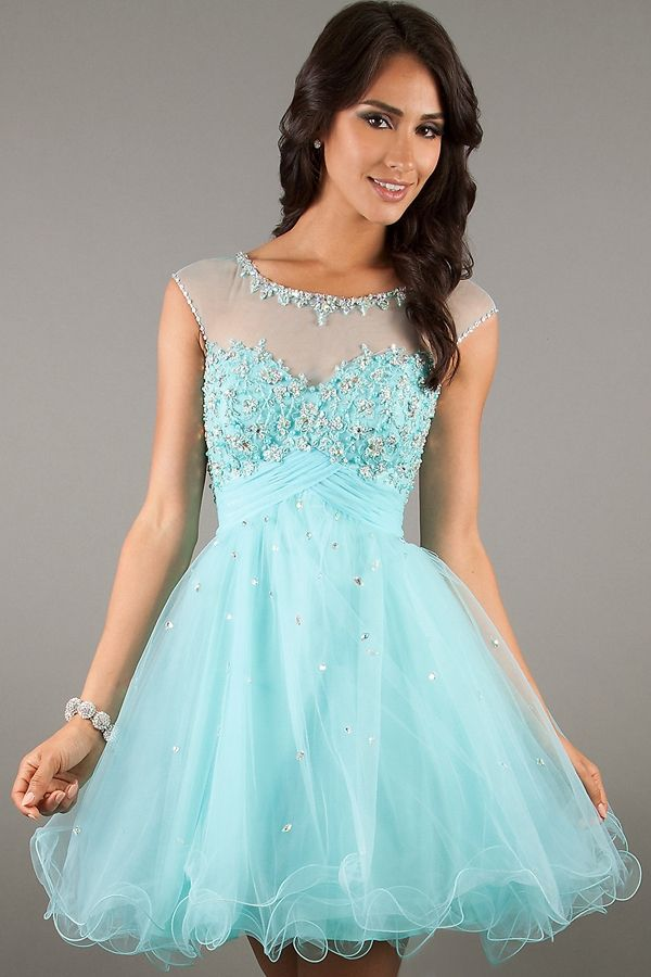 1000  images about Blue Dresses on Pinterest | Blue ball gowns ...