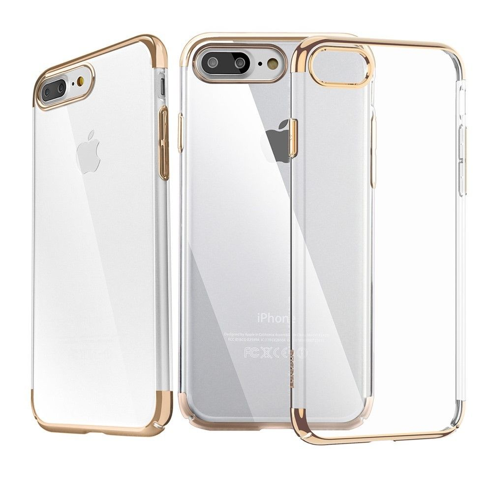 coque iphone 7 plus doré