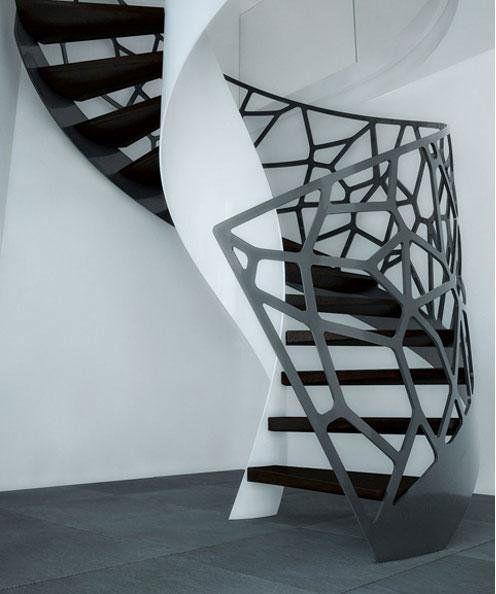 rampe d 39 escalier fer forge aena grille pinterest. Black Bedroom Furniture Sets. Home Design Ideas