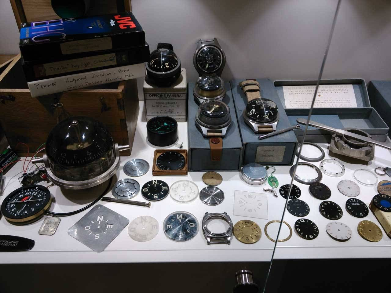 patton and historic h patek display in by to nyc dimaggio george news mo ellington owned philippe duke watches joe
