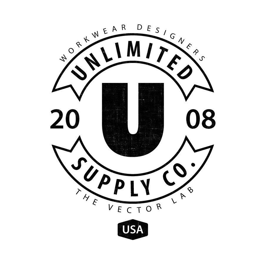 Logo Templates: Vintage Workwear | Logo templates