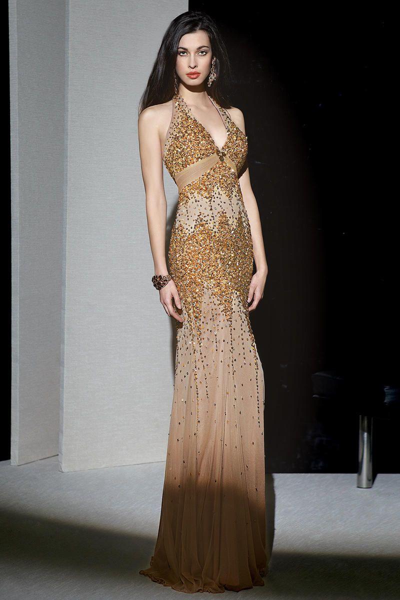 Alyce paris black prom dress