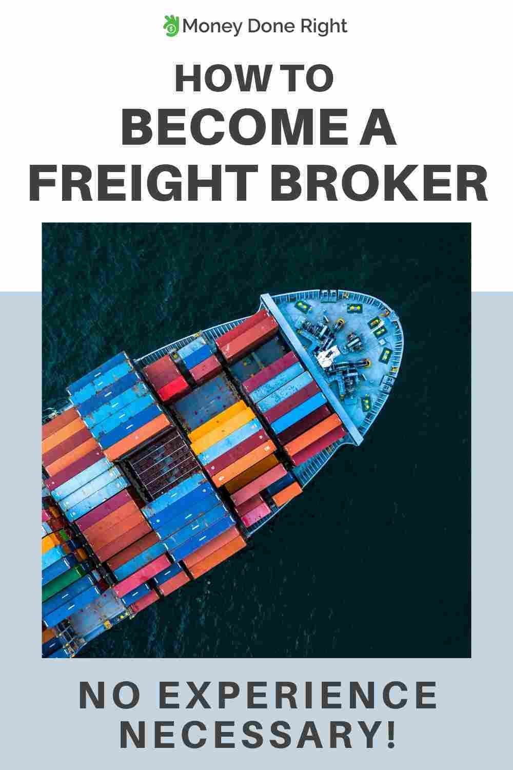 How to a Freight Broker With No Experience