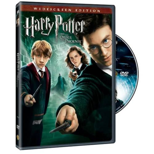 Harry Potter and the Order of the Phoenix DVDPotter