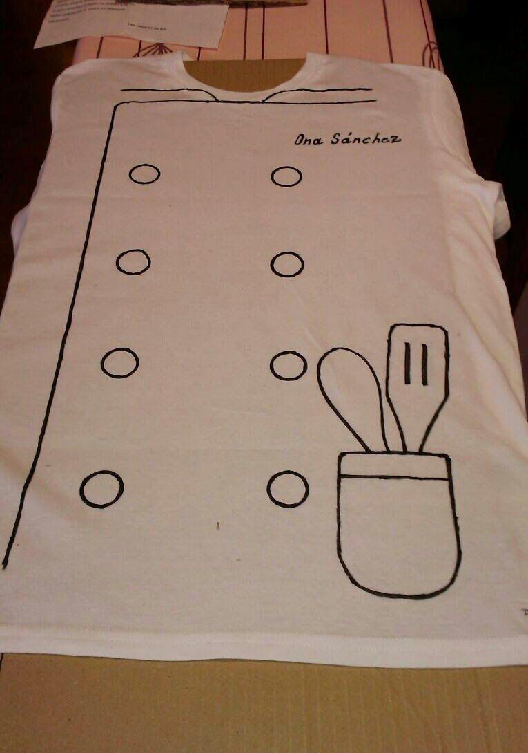 disfraces disfraz de cocinero disfraces hechos por uno