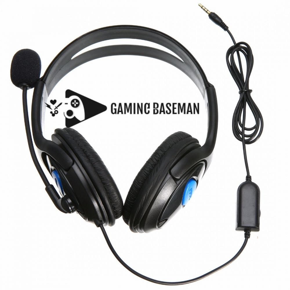 Wired Gaming Headphones With Mic Fit For Sony Playstation 4 Price