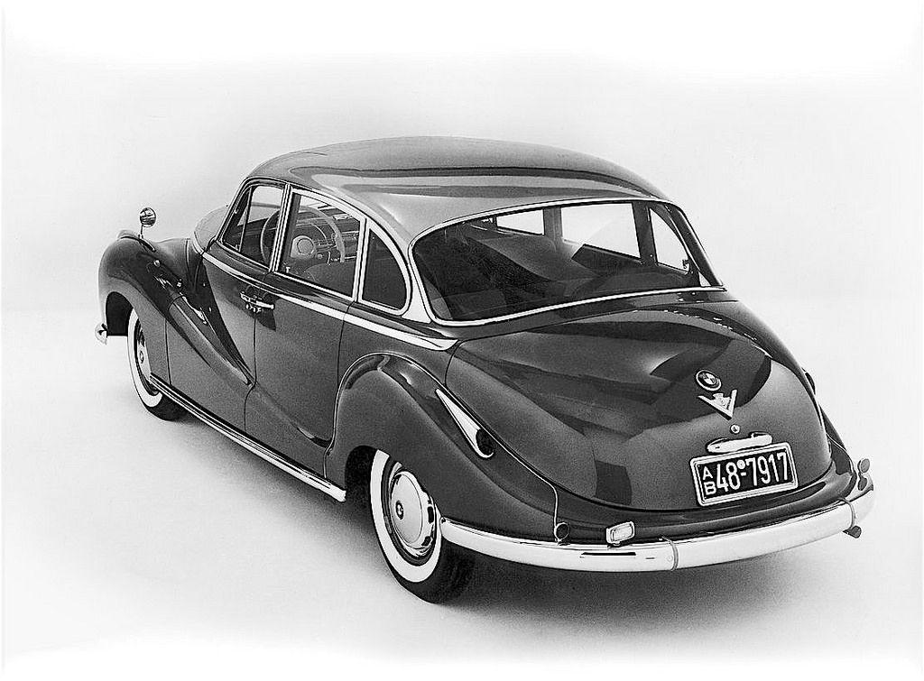 1954 BMW 502   BMW