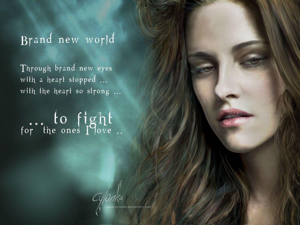 Brand new world by cylonka on DeviantArt