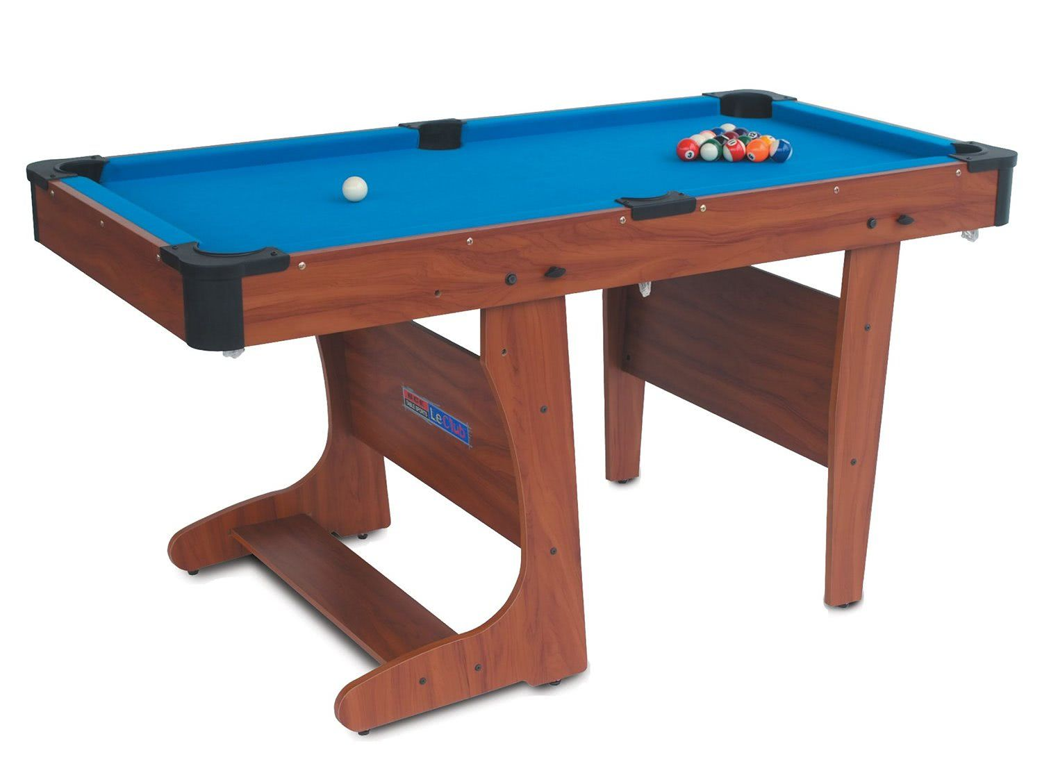 Sturdy Clifton Folding Pool Table   Various Sizes