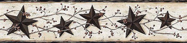 Stars and Berry Vines available at Wallpaper, Vines, Berries