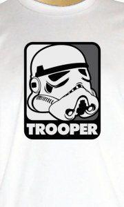 Camiseta Trooper - Camisetas Personalizadas, Engraçadas e Criativas