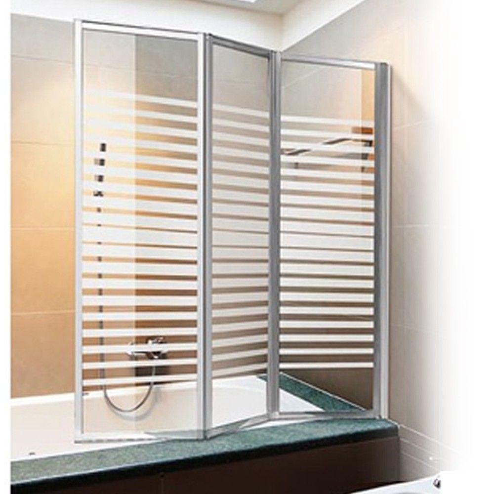 Seduta nella doccia : Justmoment box doccia in vetro serigrafato 3 mm e alluminio con