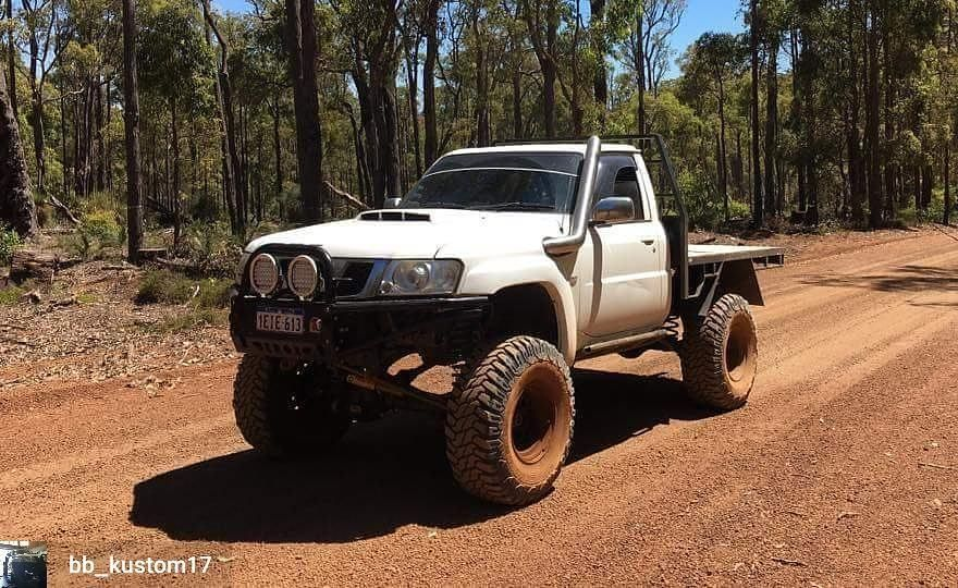 1 886 Likes 16 Comments Aus 4x4 Sales Aus4x4sales On Instagram Regranned From Bb Kustom17 Enough Said Domstroll T Nissan Patrol Work Truck Nissan