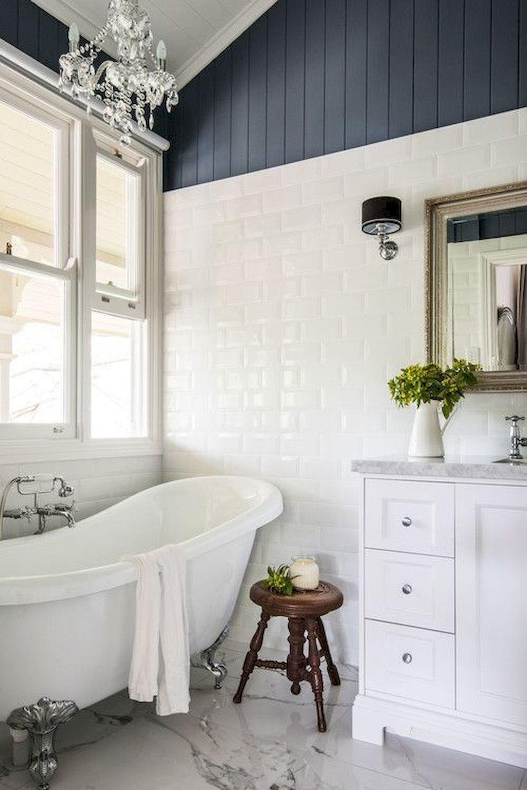 Top Rustic Farmhouse Bathroom Ideas (81   Bath   Pinterest   Rustic ...