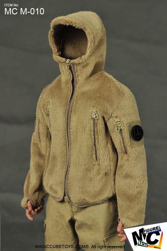 MCToys MCM-010 1//6 Men/'s TAD Shag Master MOG Hoodie Suit Clothes Set F 1//6Figure