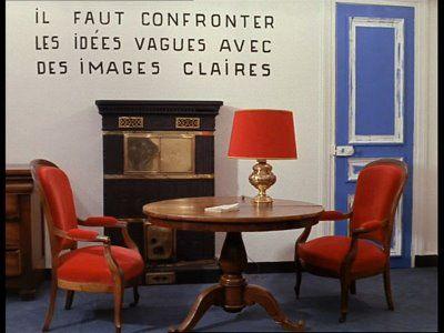 """""""Devemos confrontar as ideias vagas com idéias claras"""" La chinoise 1967. Jean-Luc Godard."""