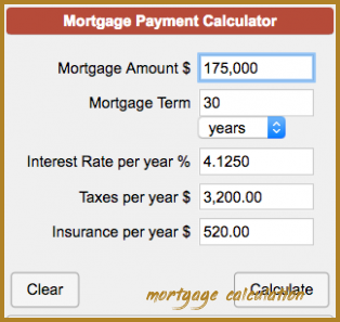 8 Common Misconceptions About Mortgage Calculation Mortgage Calculation Mortgage Payment Calculator Mortgage Payment Mortgage Calculator