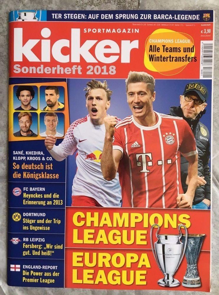 Idee von Wolfgang Sittig auf KICKER Champions league