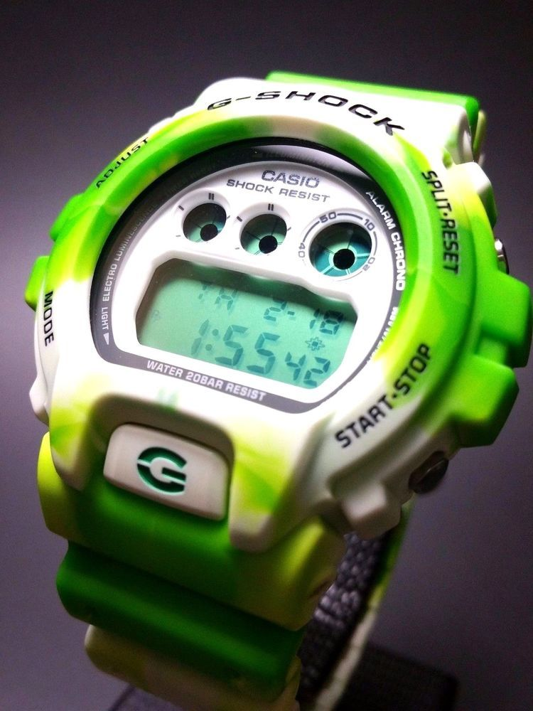 NEW G-SHOCK DW-6900JC-3JF JAM IN COLOUR RARE G-SHOCK  GSHOCK  Casual 91992139eb40