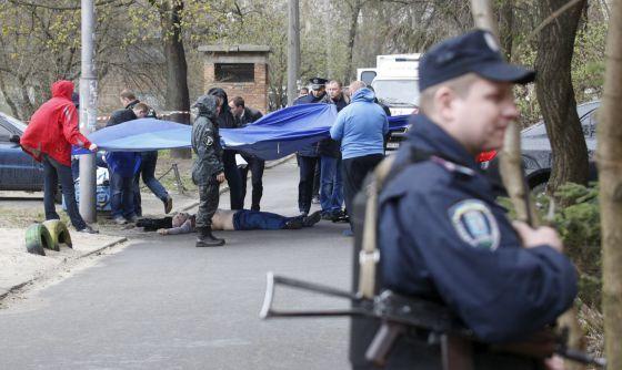 Una ola de asesinatos políticos agrava la inestabilidad en Ucrania | Internacional | EL PAÍS