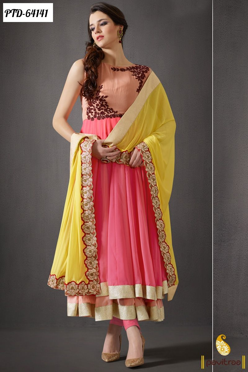 Latest Trendy Fashion Unique Style Designer Dresses Salwar Suits ...