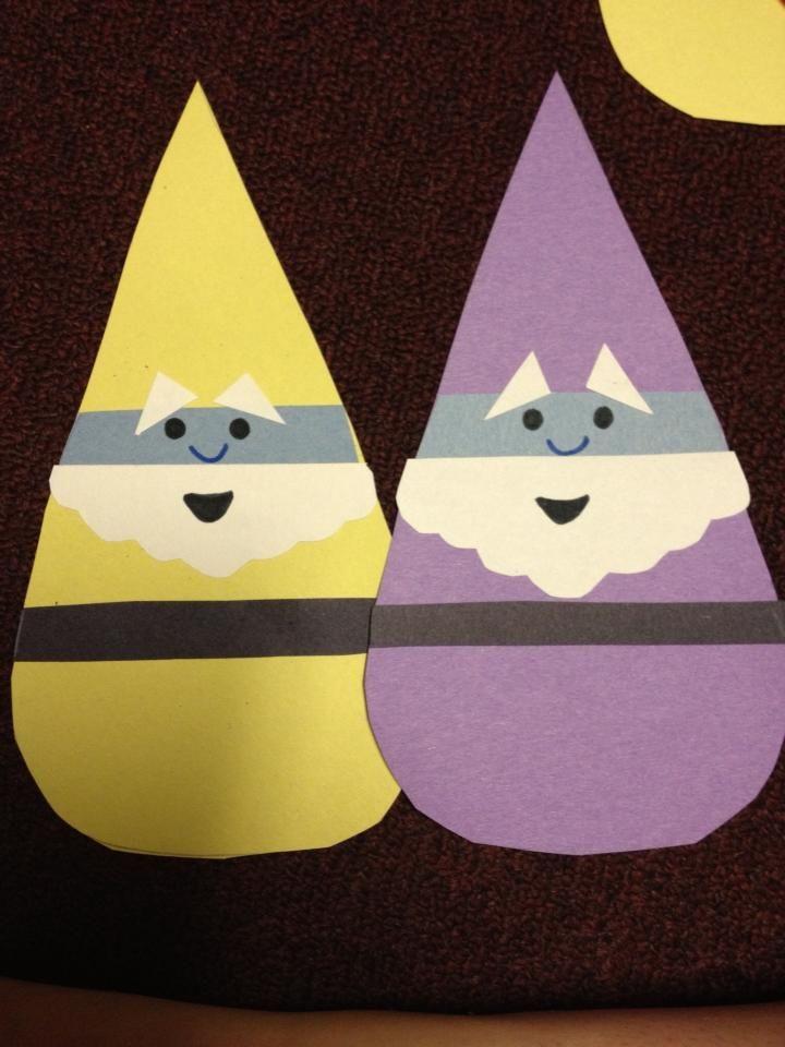 Gnome Door Decs Disney Pixar Themed Door Tags I Made This Semester