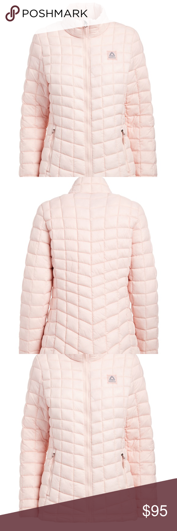 Hp Reebok Pink Glacier Shield Puffer Coat Short Sleeve Shift Dress Clothes Design Puffer Jacket Women [ 1740 x 580 Pixel ]