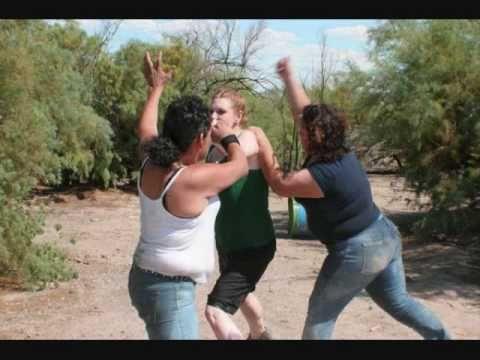 Felony fights girls