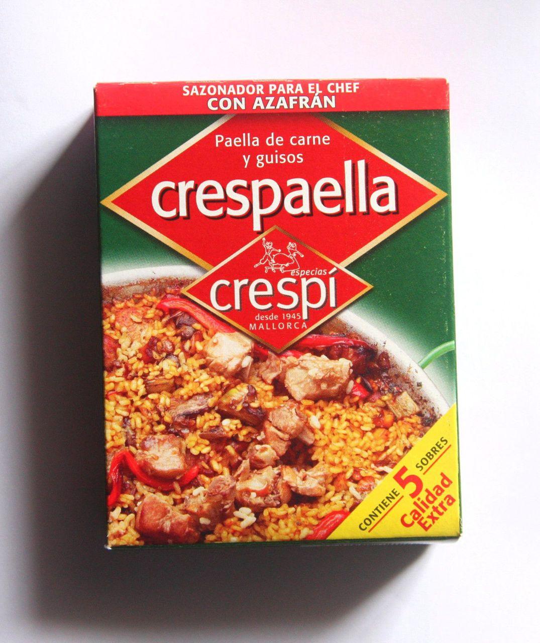 Http Www Spanishdoor Com Original Spanish Paella Azafran Spice Blend Traditional Spain Saffron Mix Paellaspice