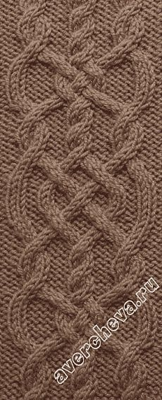 Cable Stitch And Knitting Stitches