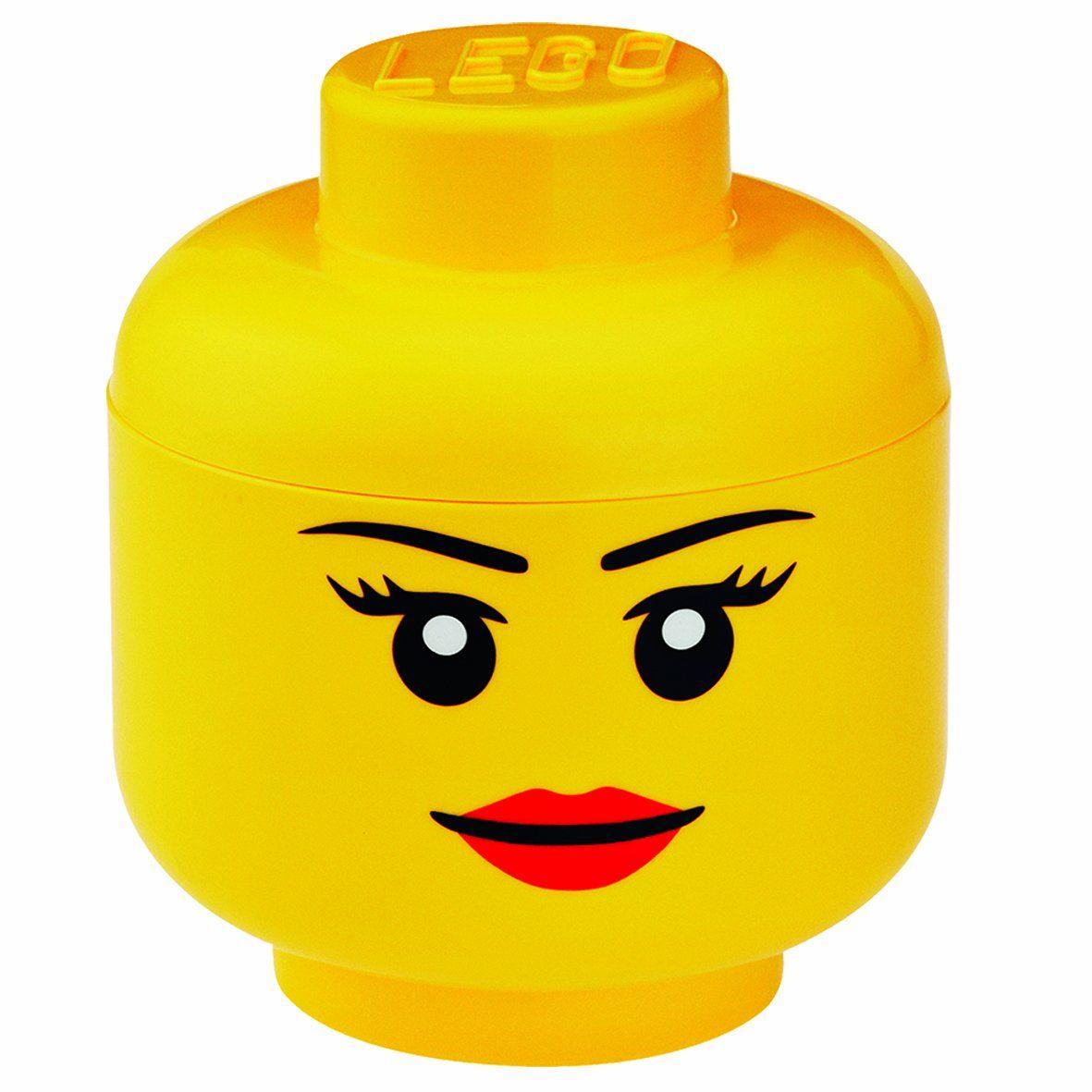 LEGO Licensed Collection 40321222 - Storage head, L, big girls