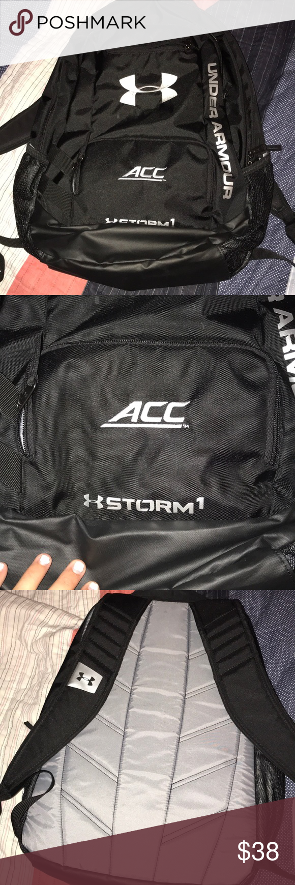 Acc Underarmor Backpack Underarmor Backpack Backpack Brands Under Armor
