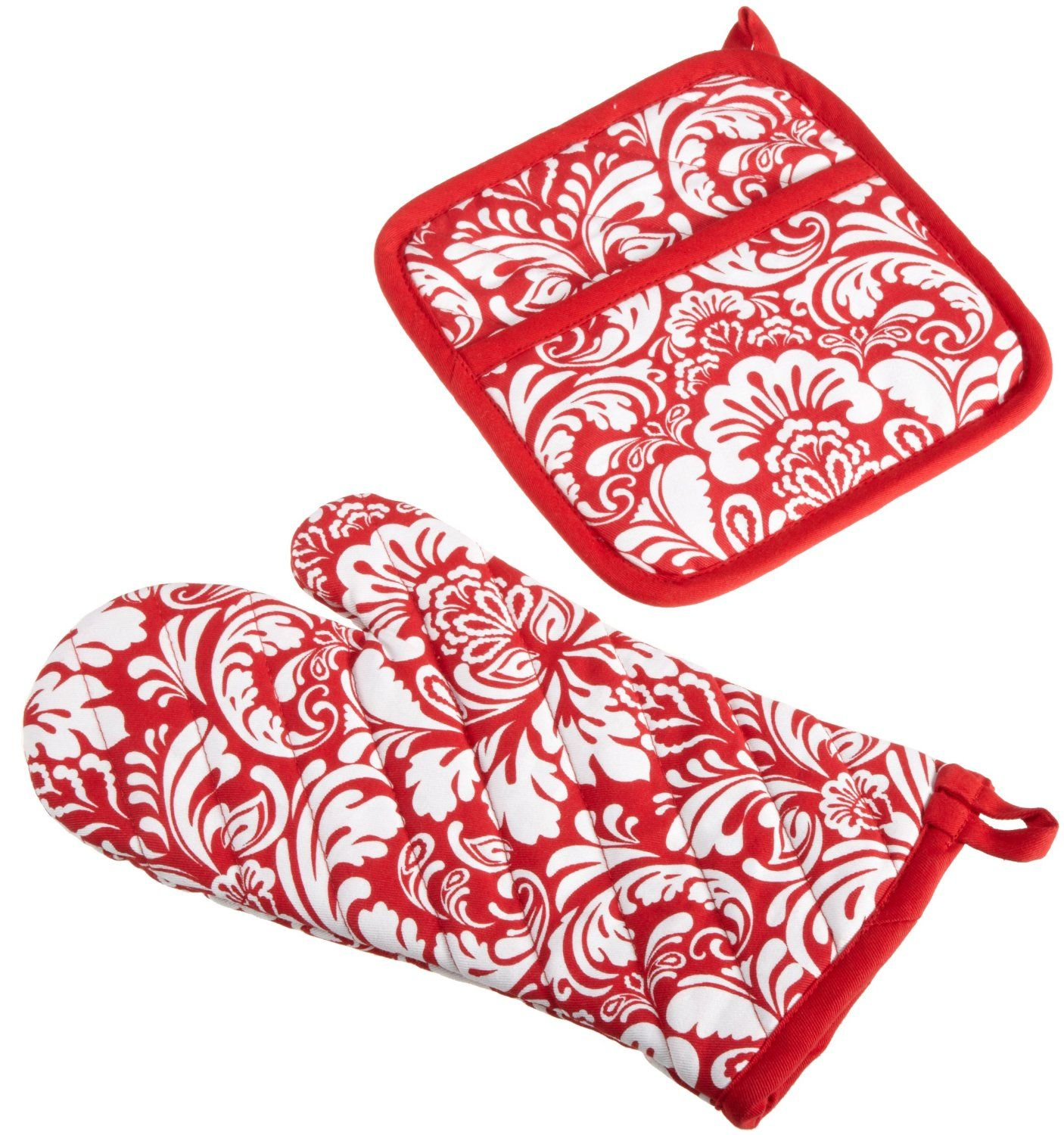 Dii 100 cotton printed printed damask oven