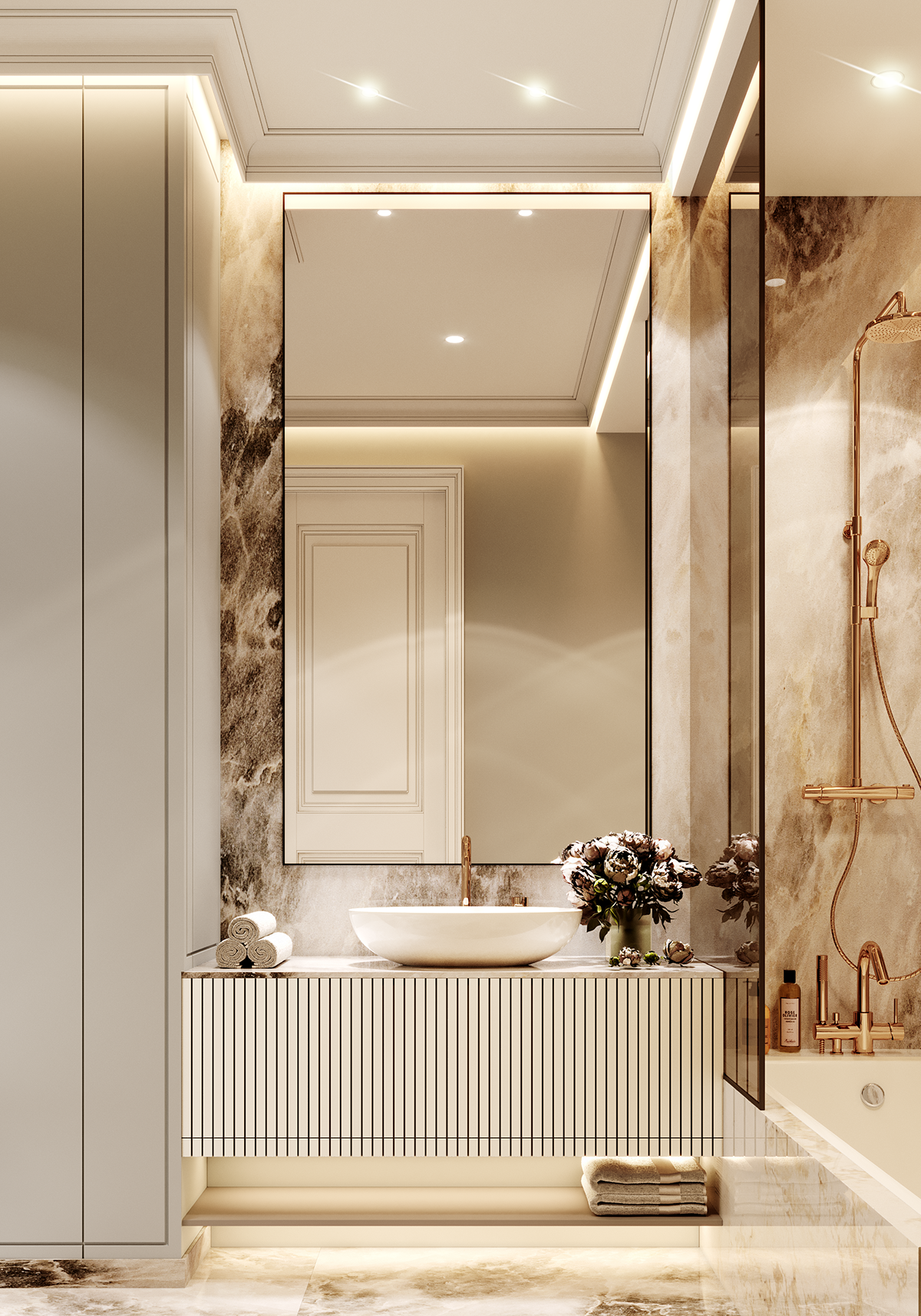 Find Out Why Lighting Is Always Essential Discover More Bathroom Luxury Lighting Fixtures At Luxury Bathroom Bathroom Interior Design Modern Bathroom Design
