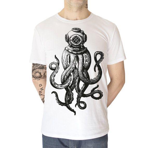diseñador nuevo y usado últimos diseños diversificados comprar online camiseta para hombre de algodón estampado por dioneapalermo ...