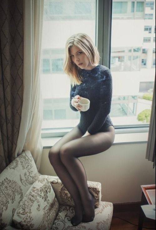 Pantyhose picture post