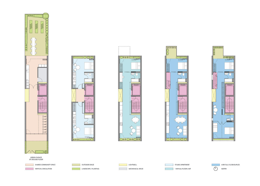 Pin By Alpha Carinae Canopus On Archi Studio Plans Color Plan Affordable Housing Family House