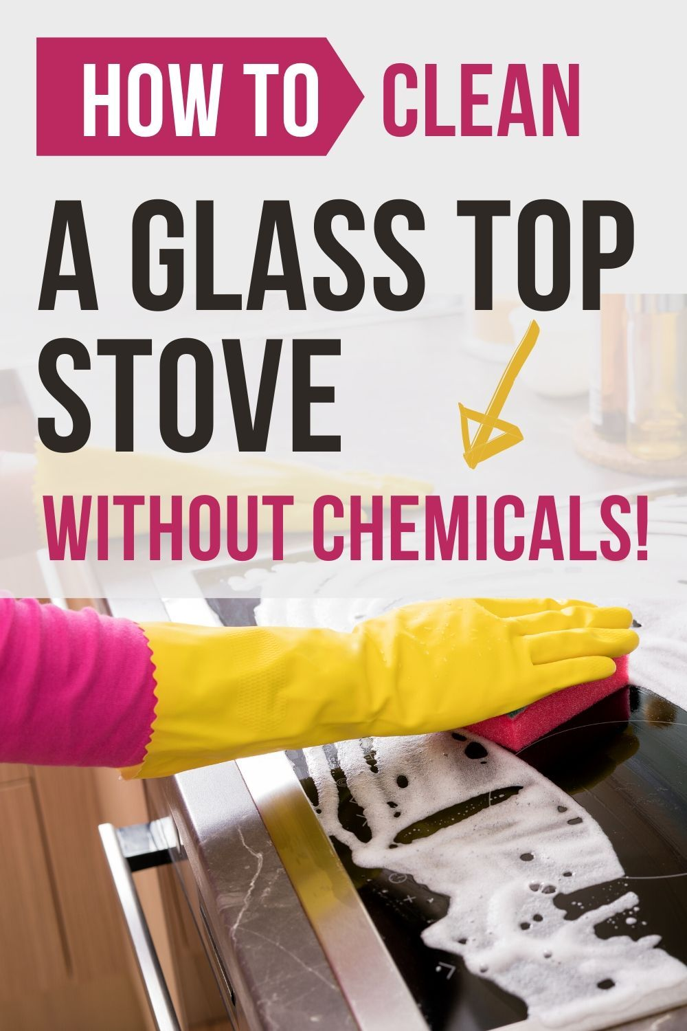 The Best Non-Toxic Glass Stove Top Cleaner