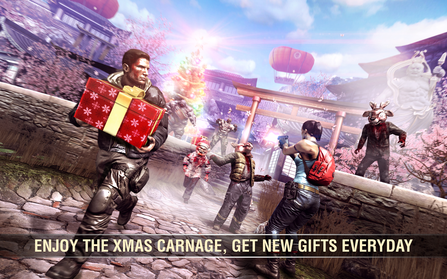 Dead Trigger 2 Apk Mod V0 9 0 Data Unlimited Ammo Free 4 Phones Official And Mod Apk F4p