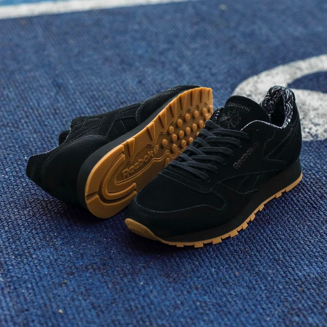 Leather Reebok TdcBlack Paisley Gum Disponible Suede Classic 0wZ8OXNnPk