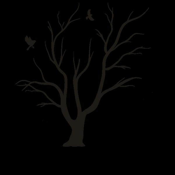 Arbol sin hojas para pintar - Imagui