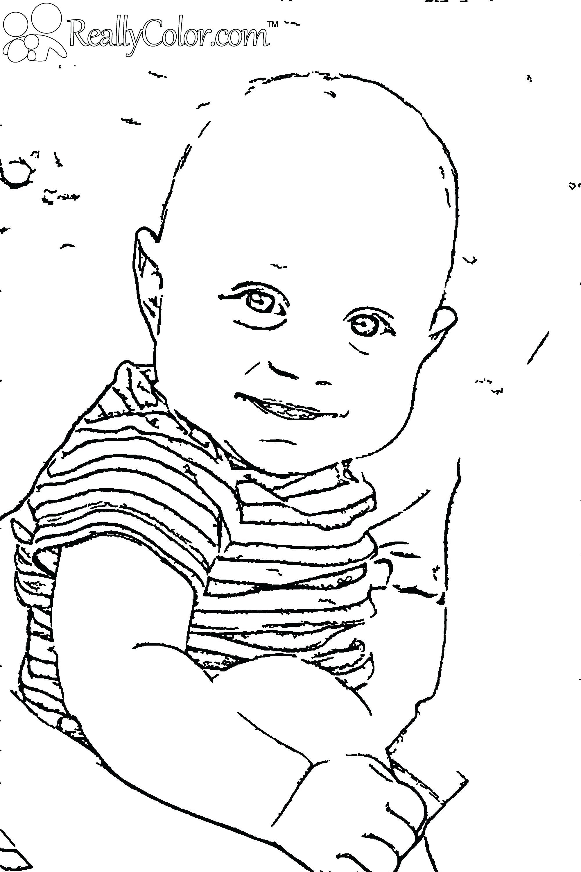 Coloring Articles With Baby Pages Free Printable Tag Welcome P Babies