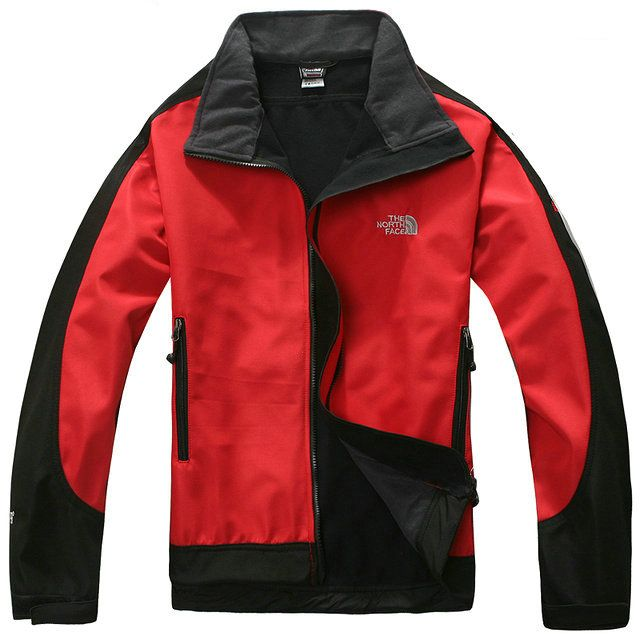 Explore North Face Hoodie, North Face Jacket and more! pure New North Face  Mens Windstopper Coats Red