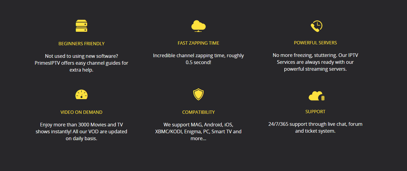IPTV Service Providers offer you complete solutions for the