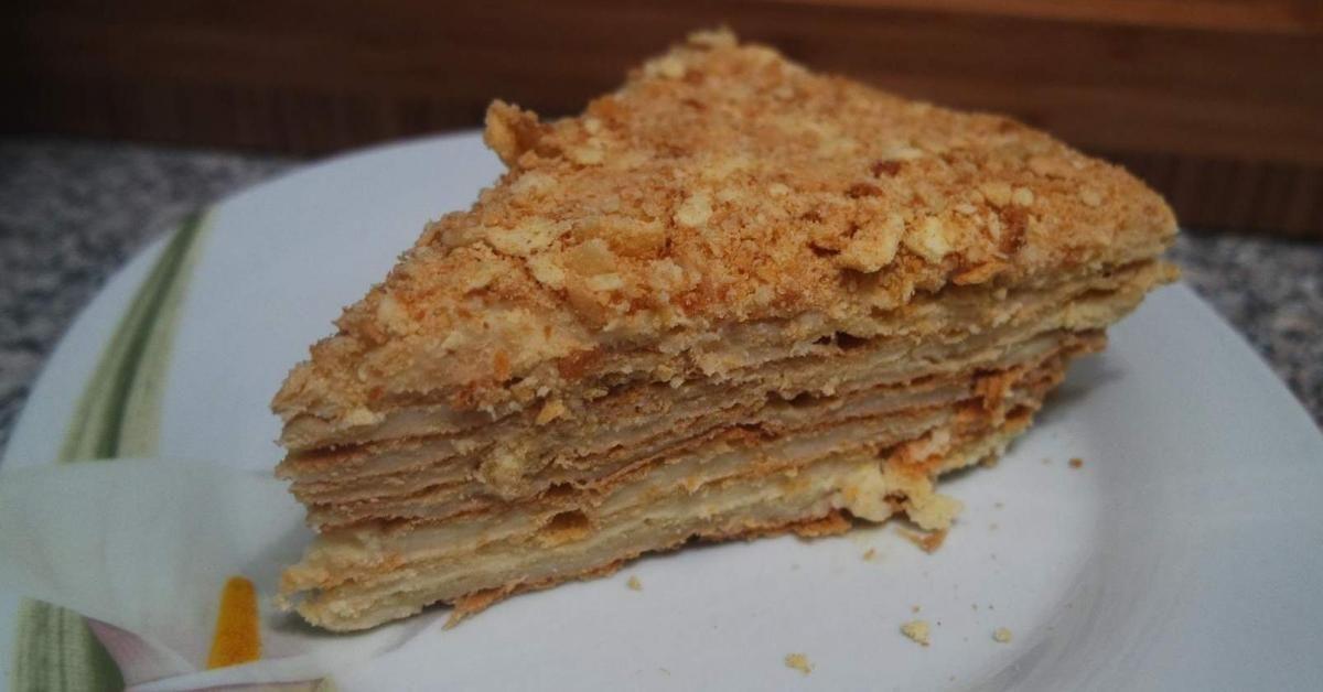Russische Torte Napoleon Rezept Russische Torten Kochen Und Backen Und Rezepte