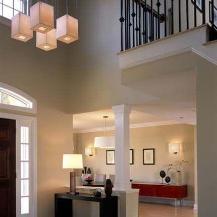 Foyer chandelier tips on choosing the right foyer lighting contemporary foyer chandelier aloadofball Images