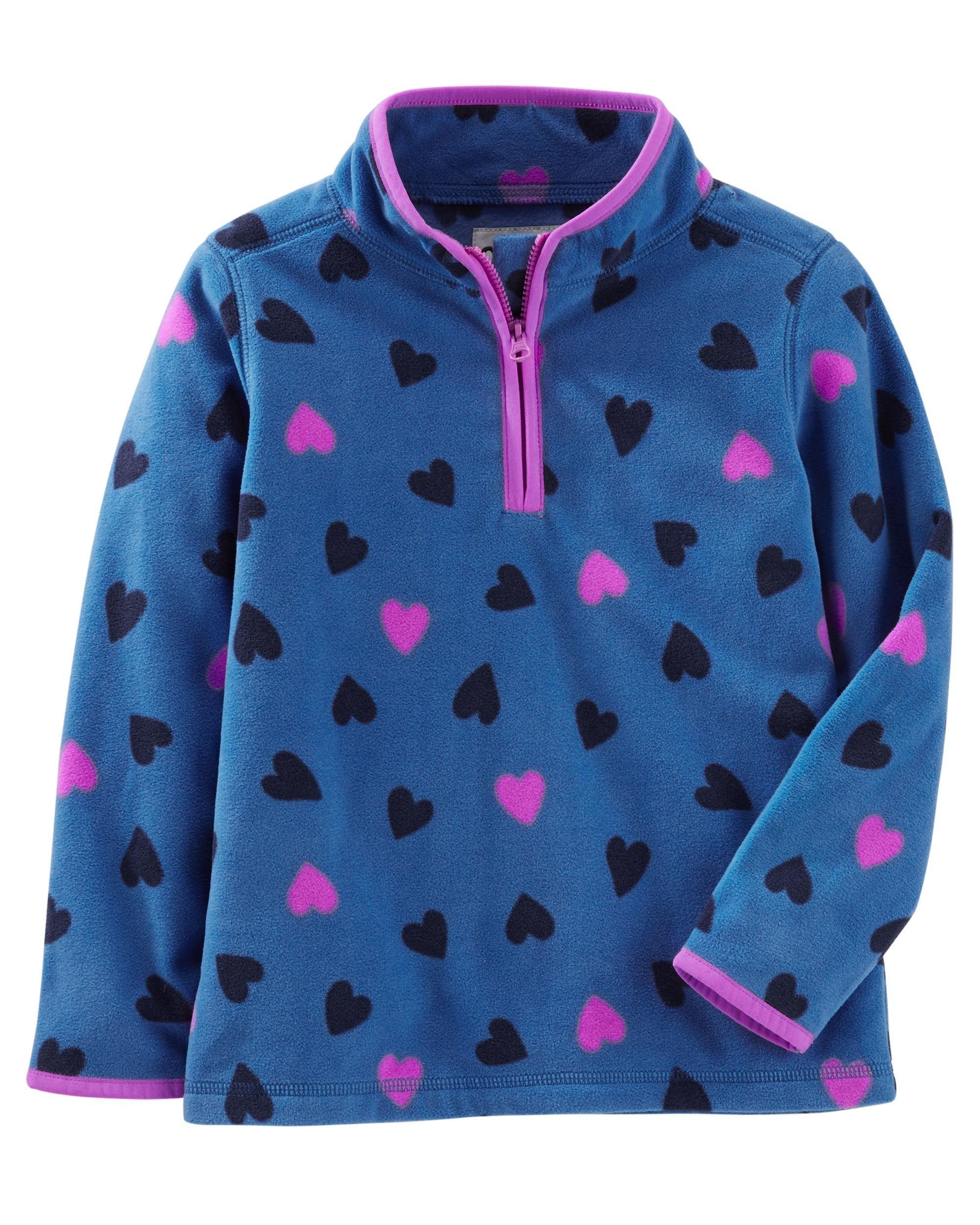 OshKosh BGosh Girls Fleece Cozie