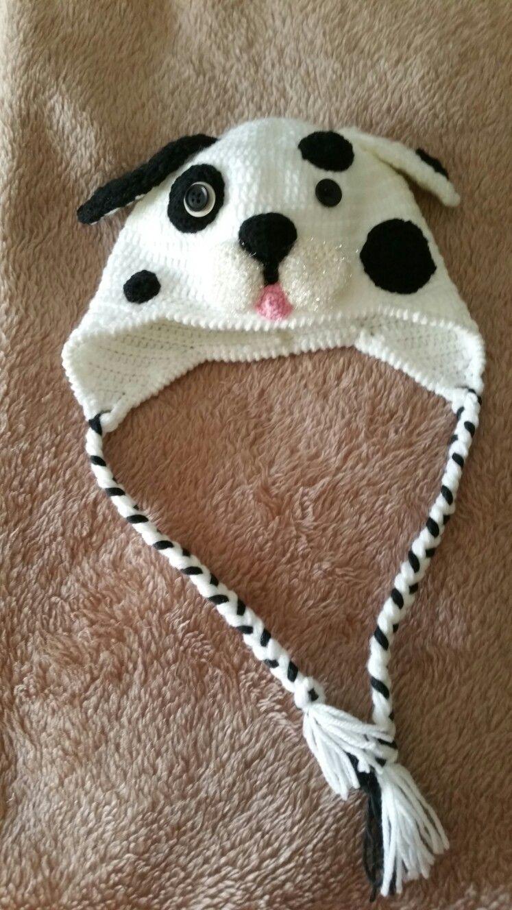 Dalmatien Mütze