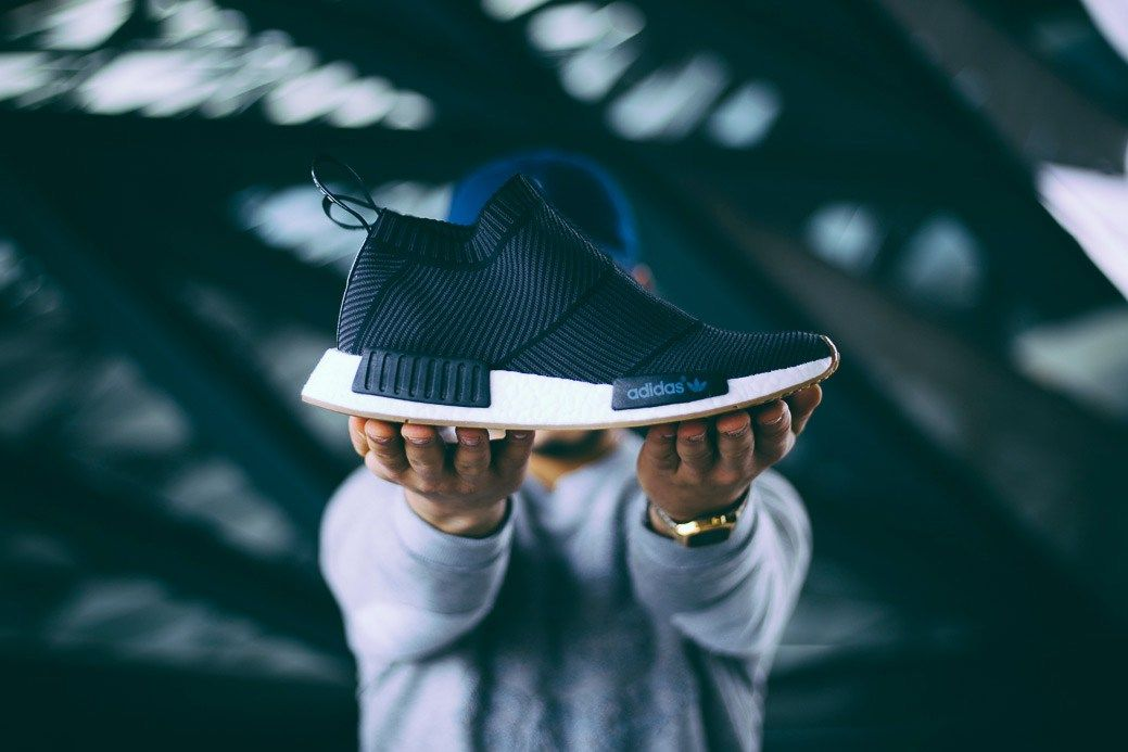 The adidas Originals NMD City Sock Welcomes a Nostalgic Gum Sole ... d70ca05b2