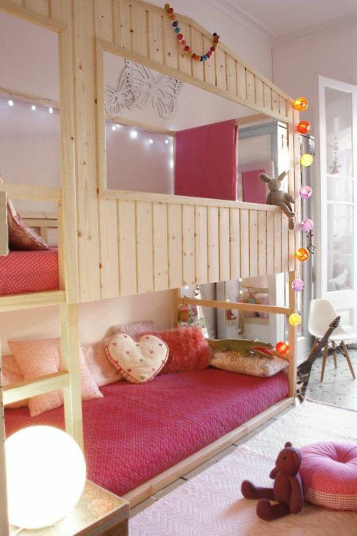 Le lit mezzanine ou le lit supersposé? Quelle variante choisir ...